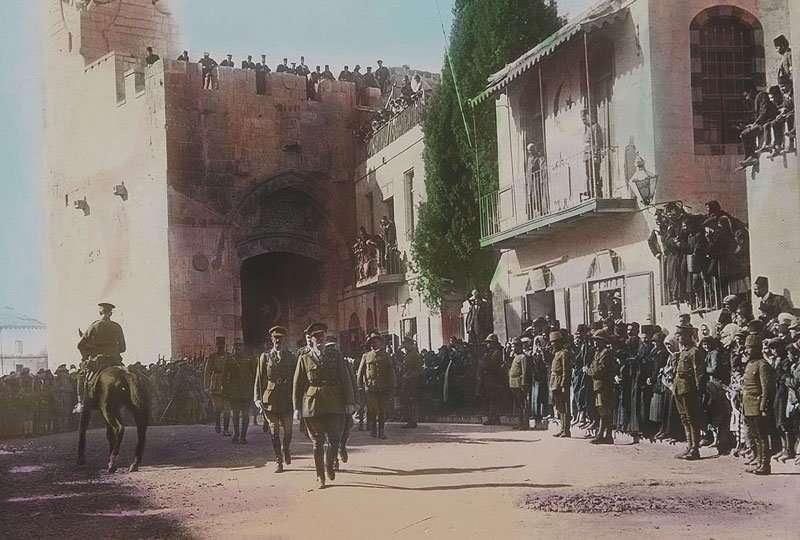 1917 and the Liberation of Jerusalem