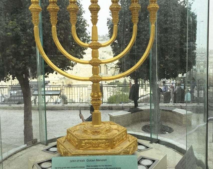 Rebuilding the Temple