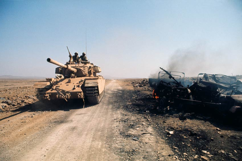 The Prophetic Yom Kippur War