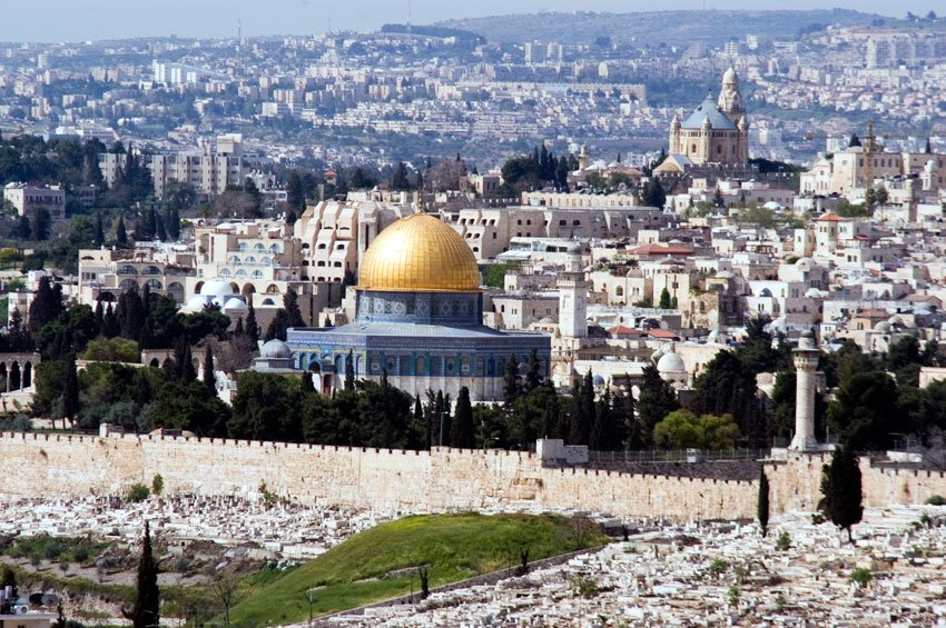 Australians do support recognising Jerusalem as Israel's capital