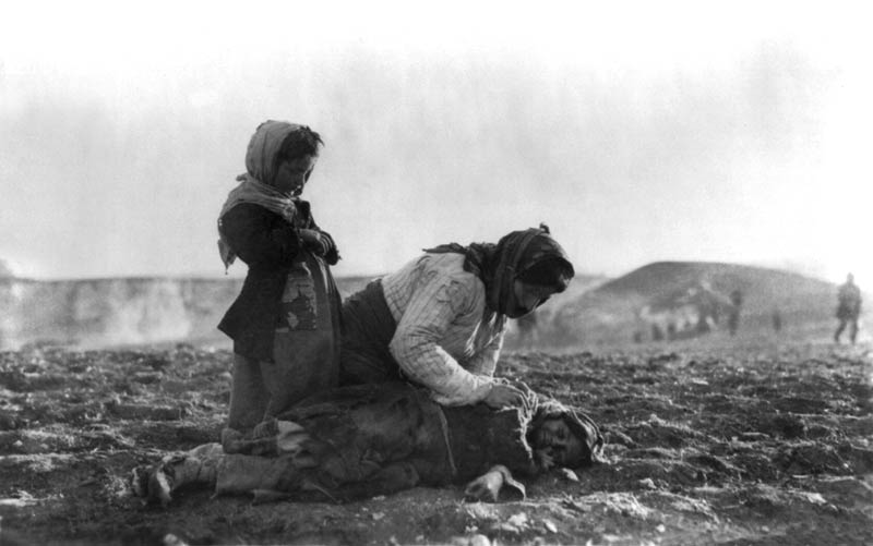 Armenian and Jewish Genocides: A Season of Remembrances