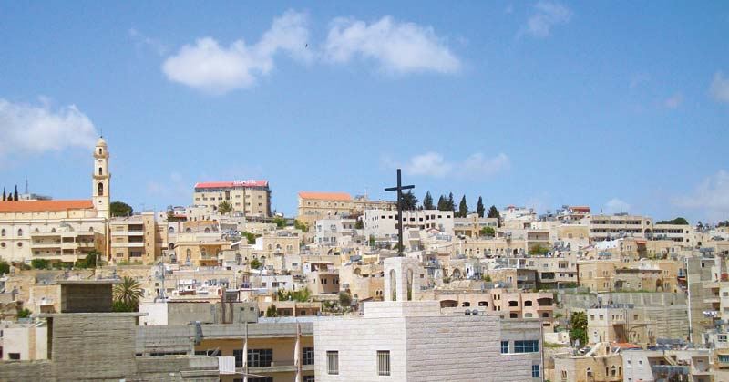 Bethlehem, The Capital of Palestine (opinion piece)