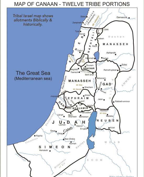 The West Bank … Occupied or Resettled?