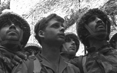 How the Six Day War Birthed the Temple Mount Movement