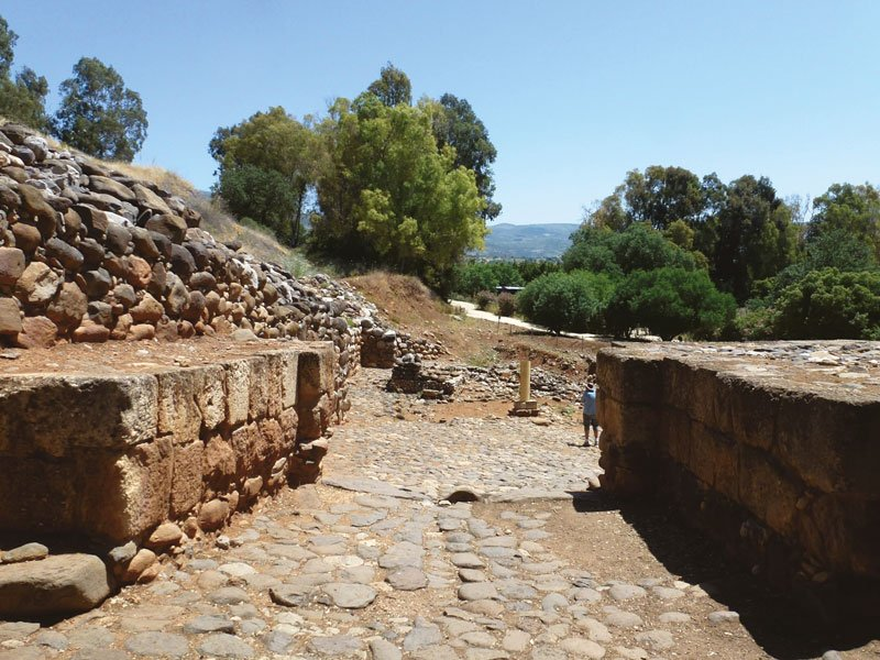 Tel Dan: Lessons Learned From The Tour