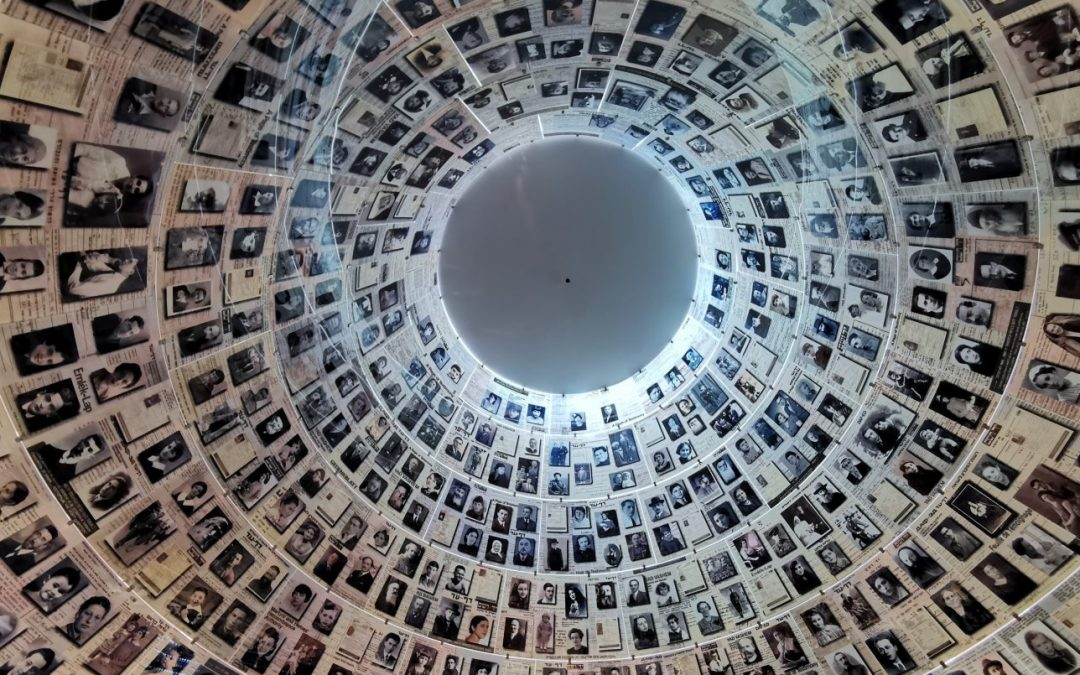 Yad Vashem - Hall of Names