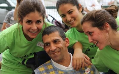 Transition for Beloved Israeli Project—ALEH to ADI