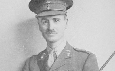 """Lt. Col. John Patterson DSO, Christian Zionist and """"Godfather"""" of the Israeli Army"""