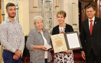 'Righteous Among the Nations' Ceremony in Brisbane