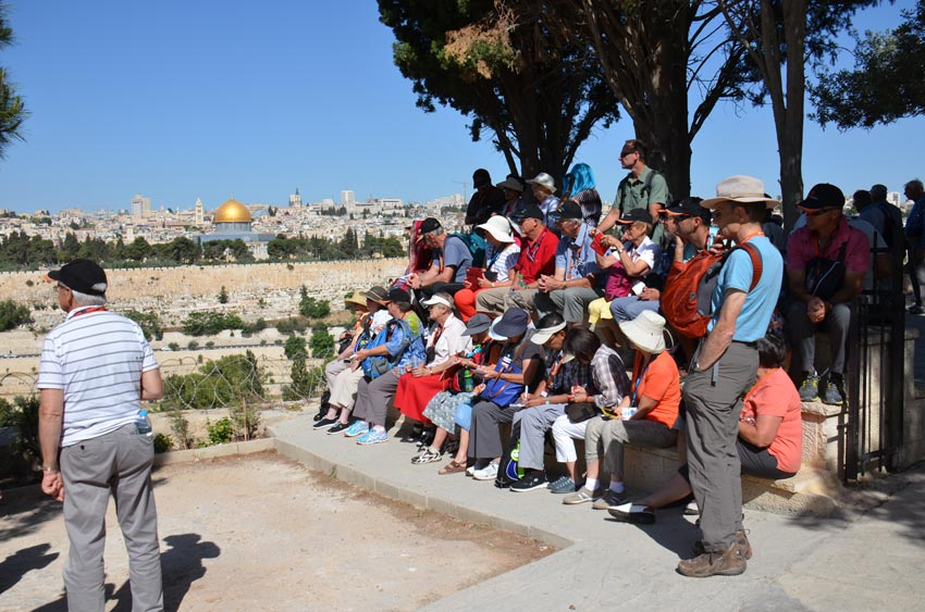 Jerusalem: Magnet for Christian Visits (Part Two)
