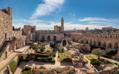 Tower of David: Giant Facelift