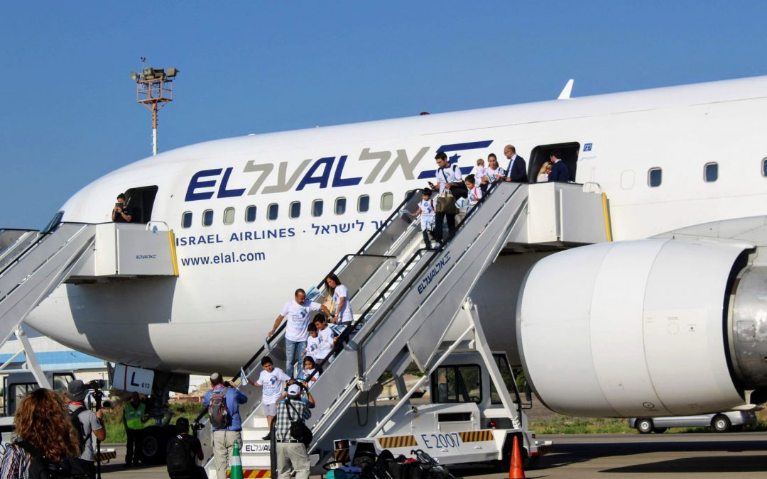 Aliyah - Jews Returning Home