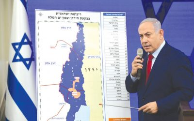 """Israel's Planned """"Annexation"""" Not Illegal"""