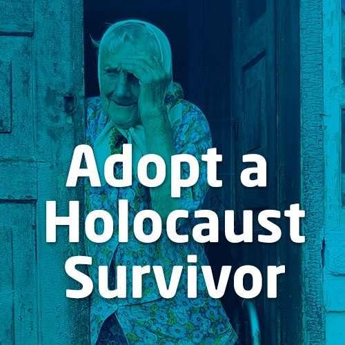 Adopt a Holocaust Survivor